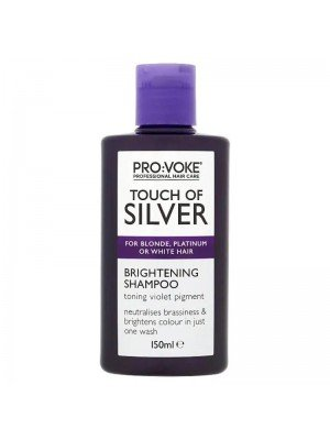 Wholesale ProVoke Touch Of Silver Intensive Treatment Brightening Shampoo - 150ml
