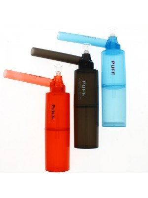 PUFF Hookah Pipe Kit- Assorted Colours