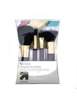 Full Face Mini Mineral Brush Set - Travel Size