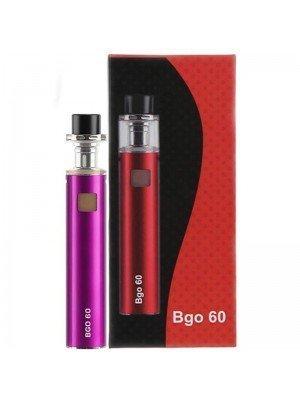 Wholesale Jomo Tech BGO 60 Electronic Cigarette Kit - Purple