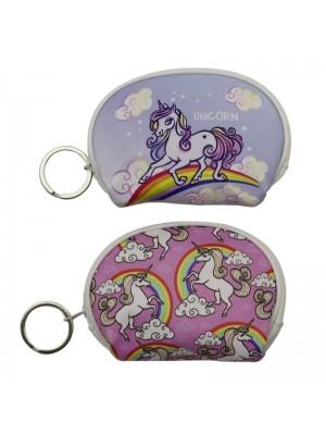 Wholesale Ladies' Unicorn Coin Purse
