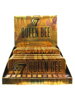 W7 Queen Bee Eye Shadow Palette Tray