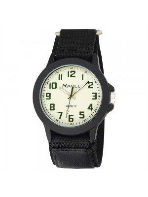 wholesale men's Velcro watch