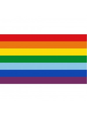 Rainbow Flag 5ft x 3ft