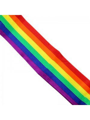 Rainbow Design Sash