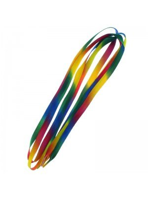 Rainbow Shoelaces - 12 Pairs