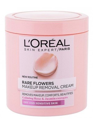 Wholesale L'Oreal Rare Flowers Make Up Removal Cream - 200ml