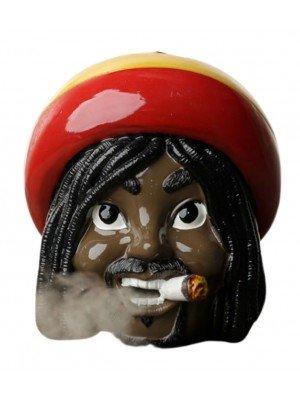 Wholesale Rasta Backflow Incense Burner