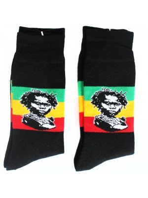 Rasta Origin Design Socks