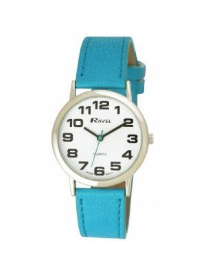 Ravel Mens Round Classic Watch - Blue