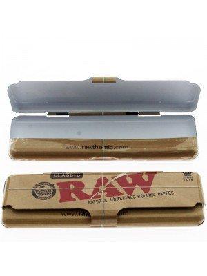 RAW Classic Tin Case Paper Holder