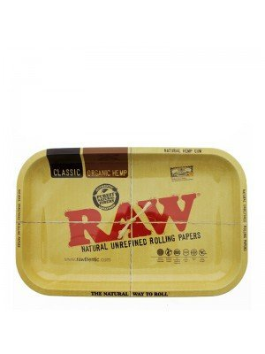 RAW Rolling Metal Tray 28 x 18cm