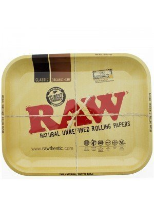 RAW Rolling Metal Tray 34x 28cm