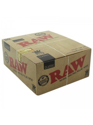 Wholesale RAW Classic King Size Slim R-Paper
