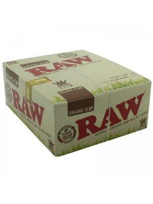 RAW Organic Rolling Paper Kingsize Slim