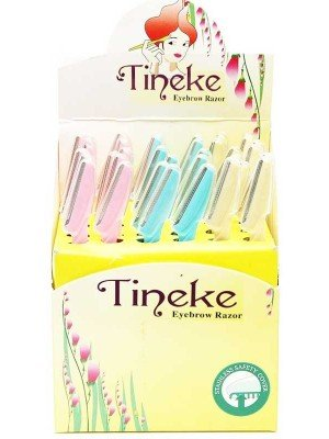 Wholesale Tineke Eyebrow Razor