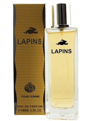Wholesale Real Time Ladies Perfume 100ml - Lapins