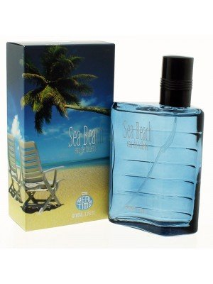 Real Time Mens Perfume - Sea Beach
