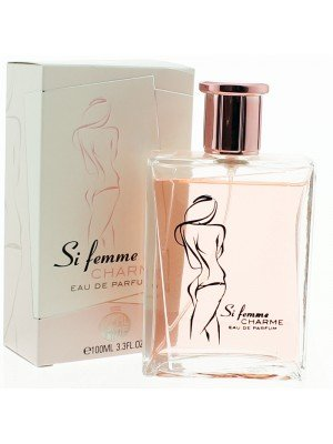 Wholesale Real Time Ladies Perfume- Si Femme Charme