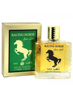 Wholesale Real Time Mens Perfume - Racing Horse Gold