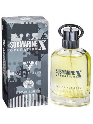 Wholesale Real Time Mens Perfume - Submarine Operation X