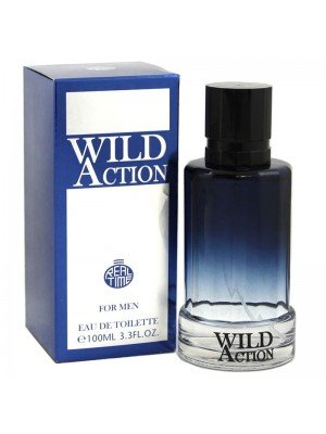 Wholesale Real Time Mens Perfume - Wild Action