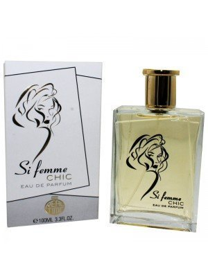 Wholesale Real Time Ladies Perfume- Si Femme Chic