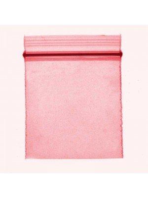 Wholesale Grip Seal Plain Baggies - Red (30x30mm)