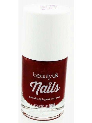 Wholesale Beauty Uk Nail Varnish Nail Polish-9ml(Red Royale)-20