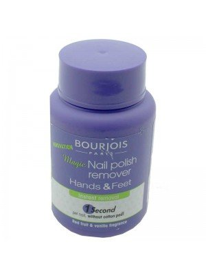 Wholesale Bourjois Paris Nail Polish  Red Fruit & Vanilla Remover-75ml