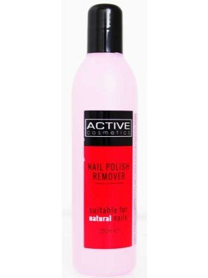 Wholesale Active Cosmetic Nail Polish Remover - 250ml
