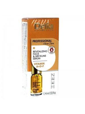 Wholesale Delia Revitalizing Face & Neckline Serum - Vitamin A+E+F