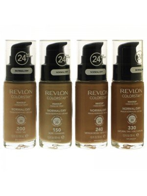Revlon ColorStay Foundation For Normal/Dry Skin - Assorted