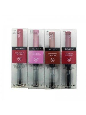Wholesale Revlon ColourStay Overtime Lipsticks - Assorted