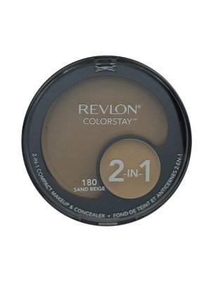 Revlon Colour Stay 2 in 1 Compact Makeup Concealer - Assorted