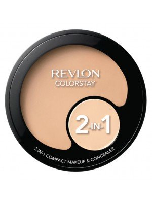 Revlon Colourstay 2 in 1 Compact Makeup Concealer - Assorted Shades
