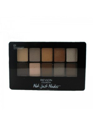 Revlon Colour Stay Eyeshadow Palette - 'Not Just Nudes'