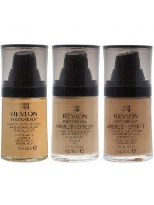Wholesale Revlon Photoready Airbrush Effect Foundation - Assorted