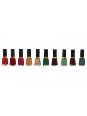 Revlon Nail Enamel Colour Nail Varnish - Assorted