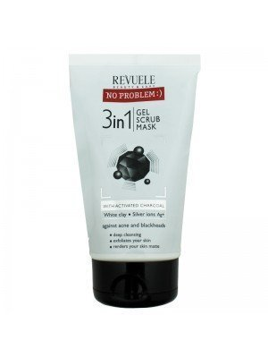 Revuele 3 In 1 Gel Scrub Mask