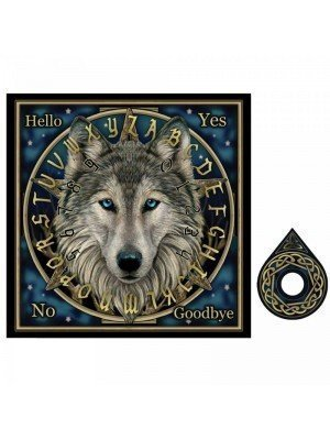 Wholesale Lisa Parker Wolf Spirit Board - 36cm