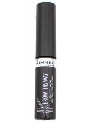 Wholesale Rimmel London Brow Styling Gel-Drak Brown(003)