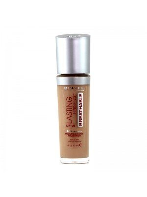 Wholesale Rimmel Lasting Finish 25 HR Breathable Foundation - True Beige