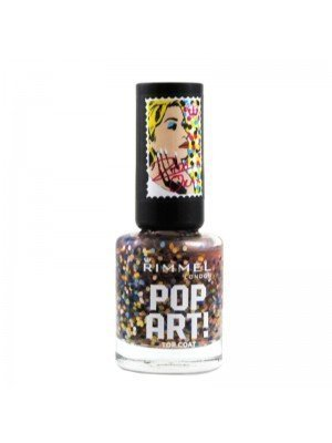 Wholesale Rimmel Pop Art Special Effect Top Coat Nail Polish