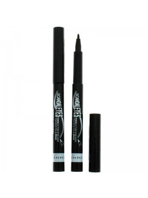 Rimmel Scandaleyes  Eyeliner Thick & Thin Waterproof 001 Black