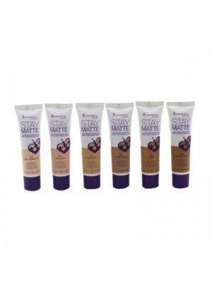 Rimmel London Stay Matte Liquid Mousse Foundation - Assorted Shades