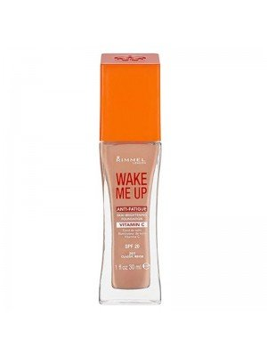 Wholesale Rimmel Wake Me Up Anti-Fatigue Foundation - 201 Classic Beige