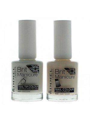 Wholesale Rimmel Super Brit Manicure Nail Polish - Assorted