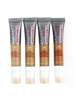 Wholesale Rimmel Lasting Finish 25 HR Breathable Concealer - Assorted