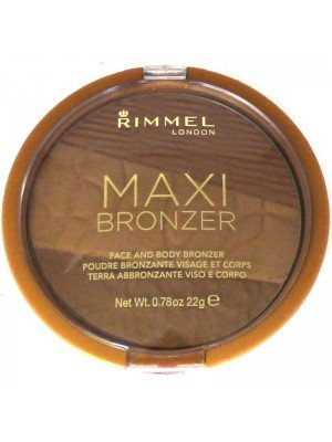 Rimmel Face & Body Maxi Bronzer - Dark